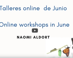 Upcoming Online Class Spain June 3 and 10