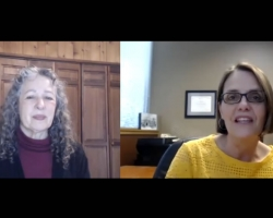 Naomi Aldort radical view on preparing children for college - interviewed by Peg Keough